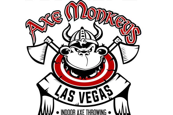Axe Monkeys Las Vegas – INDOOR AXE THROWING certificate