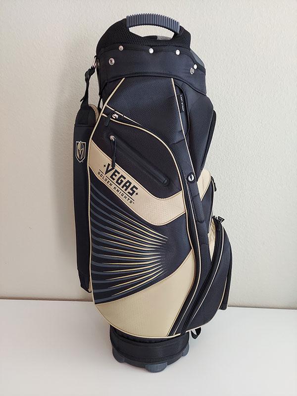 LAS VEGAS GOLDEN KNIGHTS – Golf Bag #2